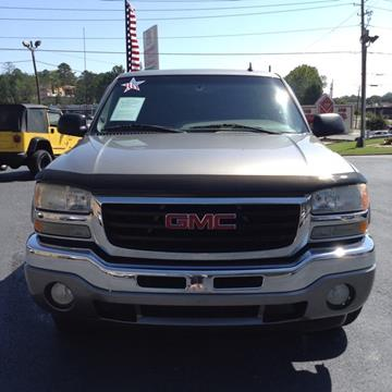 2006 GMC Sierra 1500 for sale in Hueytown, AL