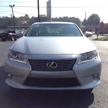 2013 Lexus ES 350 for sale in Hueytown, AL