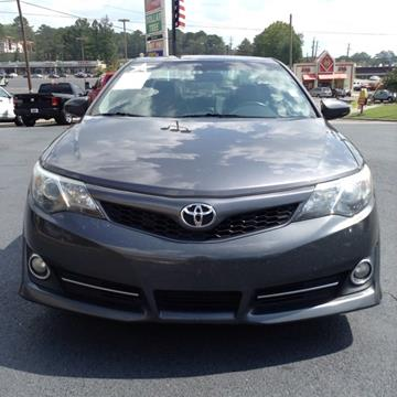 2014 Toyota Camry for sale in Hueytown, AL