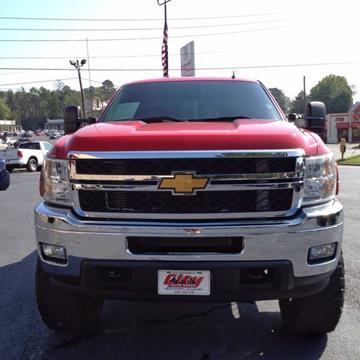 2014 Chevrolet Silverado 2500HD for sale in Hueytown, AL