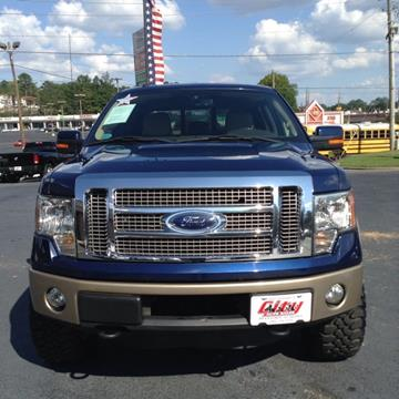 2012 Ford F-150 for sale in Hueytown, AL