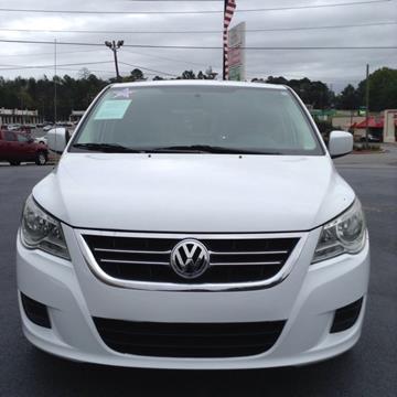 2014 Volkswagen Routan for sale in Hueytown, AL