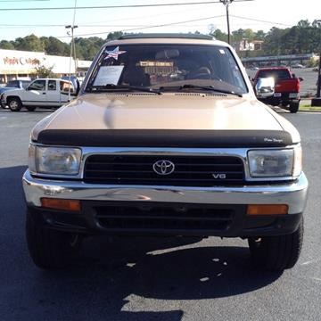 1995 Toyota 4Runner for sale in Hueytown, AL
