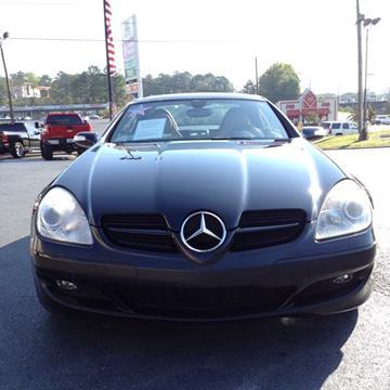 2006 Mercedes-Benz SLK for sale in Hueytown, AL