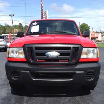 2008 Ford Ranger for sale in Hueytown, AL