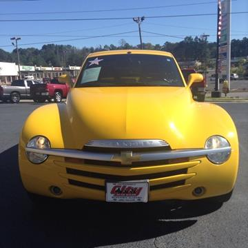 2004 Chevrolet SSR for sale in Hueytown, AL