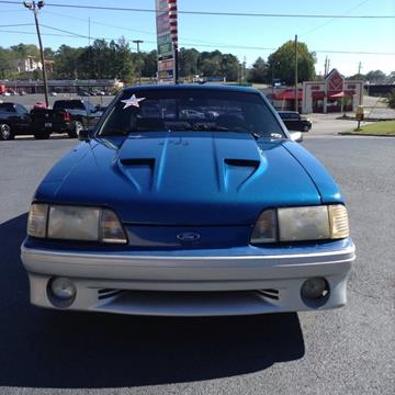 1991 Ford Mustang for sale in Hueytown, AL