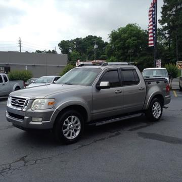 City Auto Sales Hueytown >> Used Ford Explorer Sport Trac For Sale In Alabama Carsforsale Com