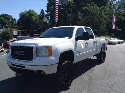 2008 GMC Sierra 2500HD for sale in Hueytown, AL