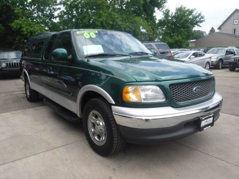 2000 Ford F-150 for sale in Kenosha, WI