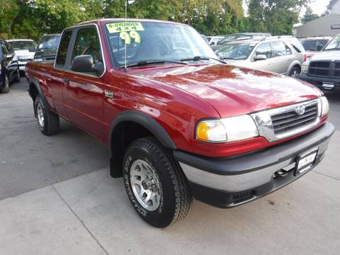1999 Mazda B-Series Pickup for sale in Kenosha, WI