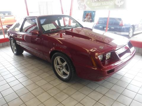 1986 Ford Mustang for sale in Kenosha, WI