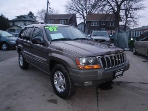 2002 Jeep Grand Cherokee for sale in Kenosha, WI
