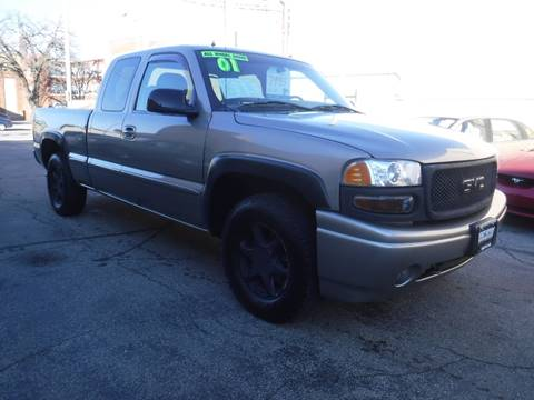 2001 GMC Sierra C3 for sale in Kenosha, WI
