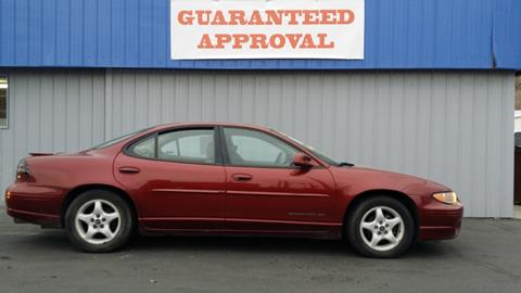 2002 Pontiac Grand Prix for sale in Billings, MT