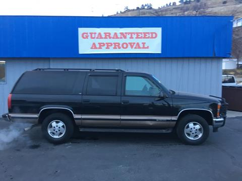 1995 Chevrolet Suburban for sale in Billings, MT