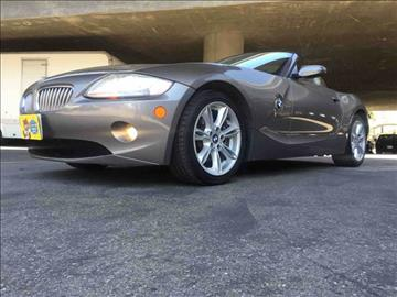 2005 BMW Z4 for sale in Los Angeles, CA