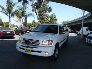 2003 Toyota Tundra for sale in Los Angeles, CA