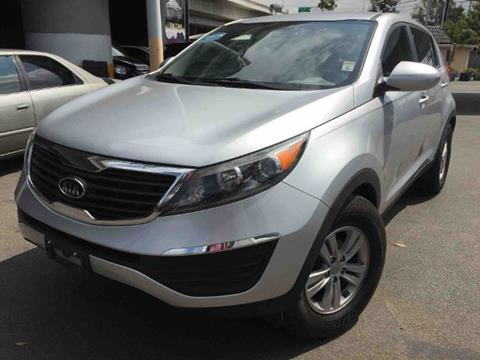 2011 Kia Sportage for sale in Los Angeles, CA