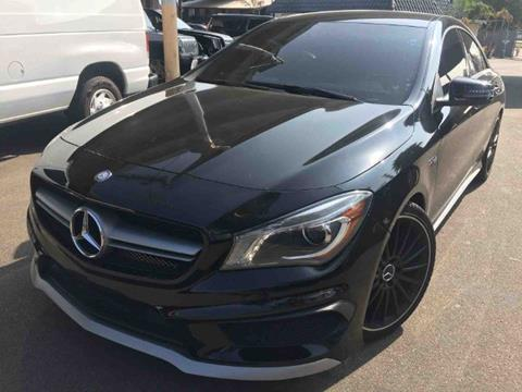 2014 Mercedes-Benz CLA for sale in Los Angeles, CA