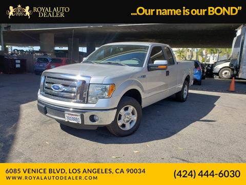 2011 Ford F-150 for sale in Los Angeles, CA