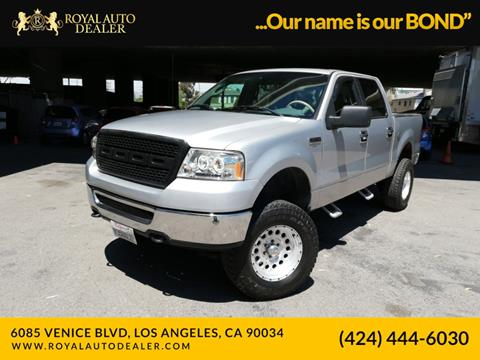 2006 Ford F-150 for sale in Los Angeles, CA