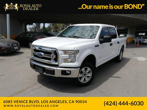 2015 Ford F-150 for sale in Los Angeles, CA