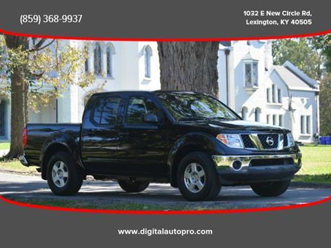 2006 Nissan Frontier for sale in Lexington, KY