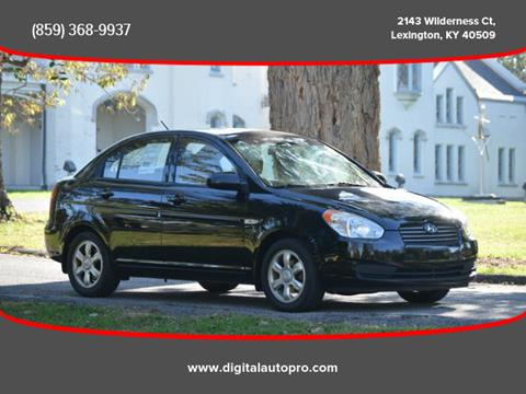 2007 Hyundai Accent for sale in Lexington, KY