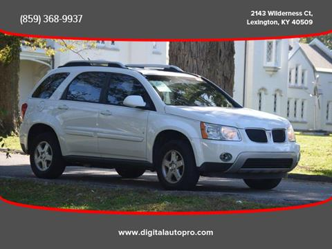 2008 Pontiac Torrent for sale in Lexington, KY