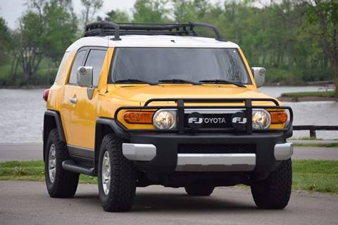 2007 Toyota FJ Cruiser for sale in Lexington, KY