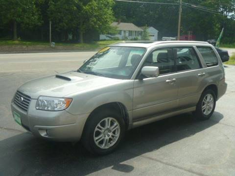 2006 Subaru Forester for sale in Wells ME