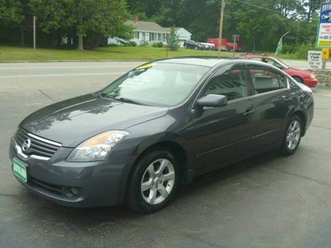 2009 Nissan Altima for sale in Wells, ME