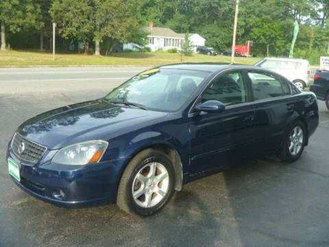 2005 Nissan Altima for sale in Wells, ME