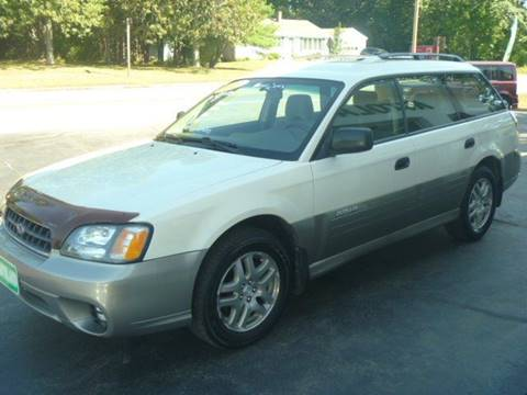 2004 Subaru Outback for sale in Wells ME