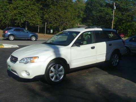 2007 Subaru Outback for sale in Wells ME
