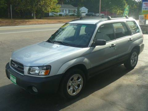 2004 Subaru Forester for sale in Wells ME
