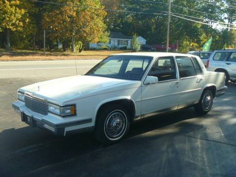 1988 Cadillac DeVille for sale in Wells, ME