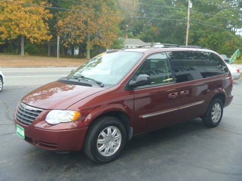 2007 Chrysler Town and Country for sale in Wells, ME