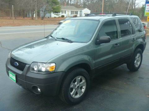 2007 Ford Escape for sale in Wells, ME