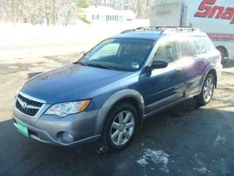 2008 Subaru Outback for sale in Wells ME