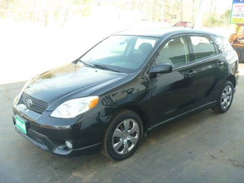 2005 Toyota Matrix for sale in Wells, ME