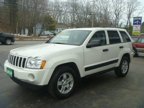 2005 Jeep Grand Cherokee for sale in Wells, ME