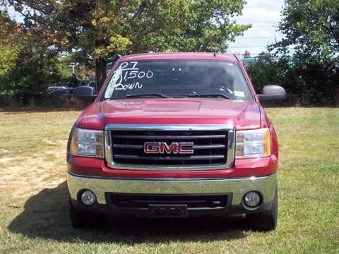 2007 GMC Sierra 1500 for sale in Ewing Township, NJ