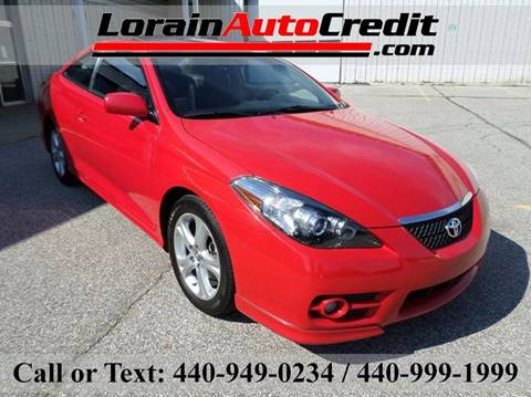 2007 Toyota Camry Solara for sale in Lorain, OH