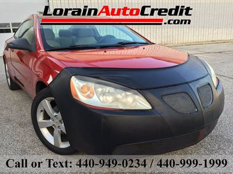 2006 Pontiac G6 for sale in Lorain, OH