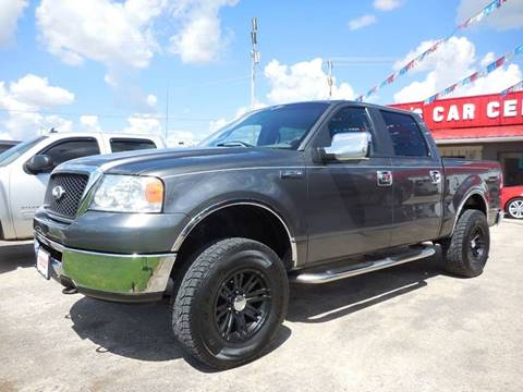 2007 Ford F-150 for sale at TEDS CAR CENTER in Athens AL