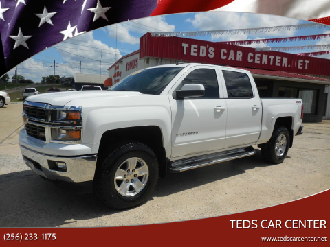 2015 Chevrolet Silverado 1500 for sale at TEDS CAR CENTER in Athens AL