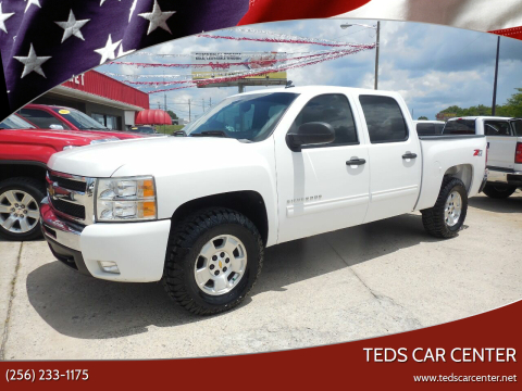 2011 Chevrolet Silverado 1500 for sale at TEDS CAR CENTER in Athens AL