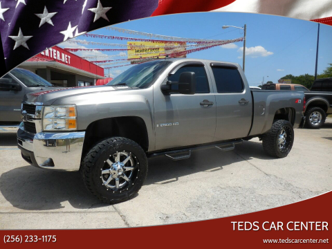 2008 Chevrolet Silverado 2500HD for sale at TEDS CAR CENTER in Athens AL